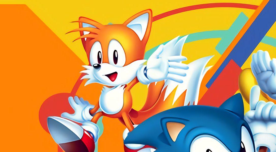 Sonic Mania Plus llega la semana que viene a PS4 con nuevos personajes, nuevos modos, zonas renovadas y mucha velocidad