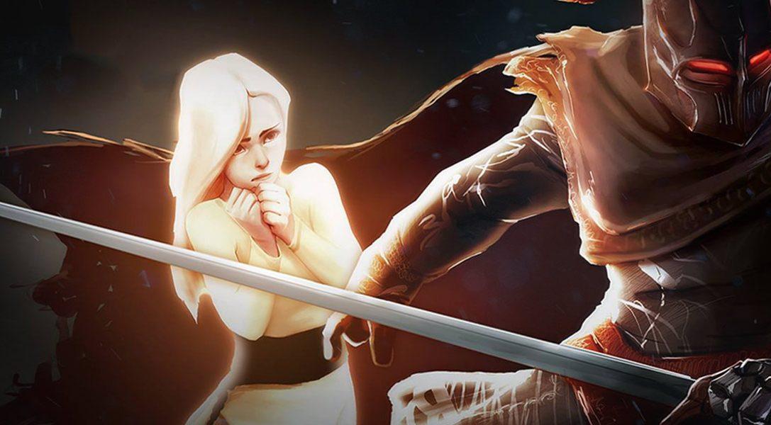 Cómo ICO, Dark Souls y una mudanza inspiraron el RPG de acción Fall of Light para PS4