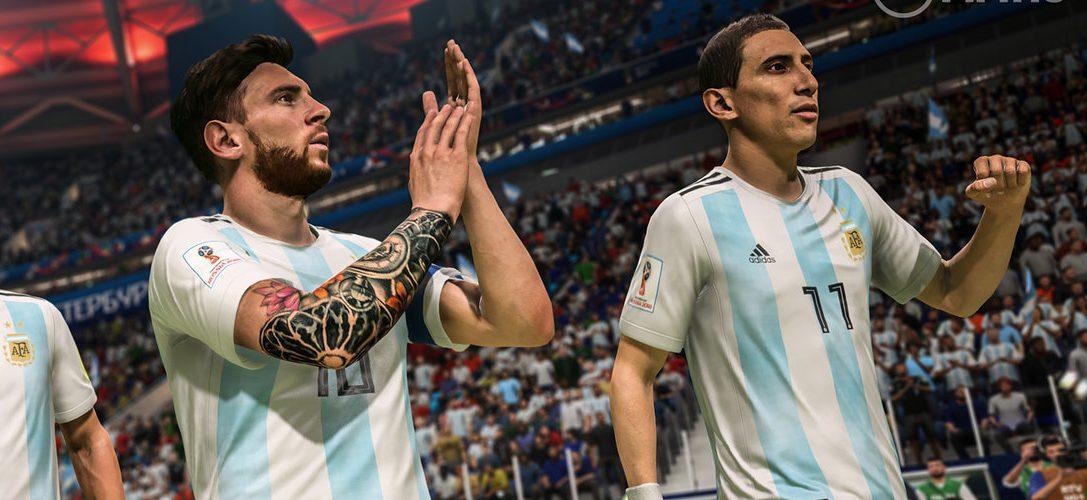El mes pasado, FIFA 18 fue el juego más vendido en PlayStation Store