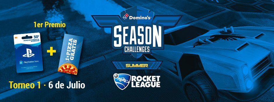 Llegan el Domino's Summer Challenges