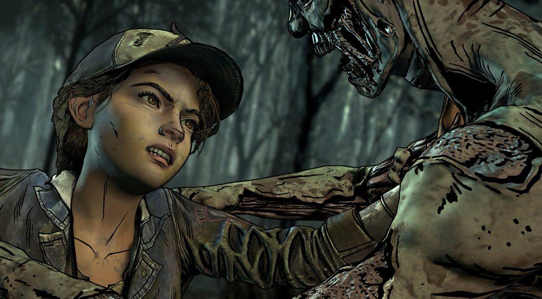 Telltale afronta el apasionante desafío de concluir el viaje de Clementine en The Walking Dead: The Final Season
