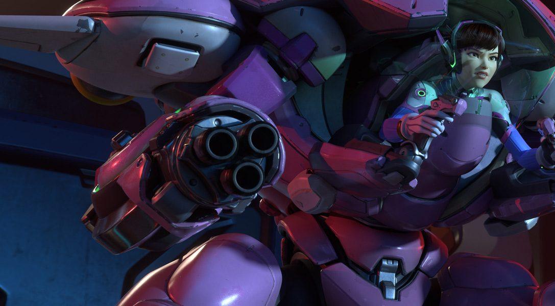 Conoce más sobre D.Va   Cómo Blizzard creó uno de los héroes más icónicos de Overwatch