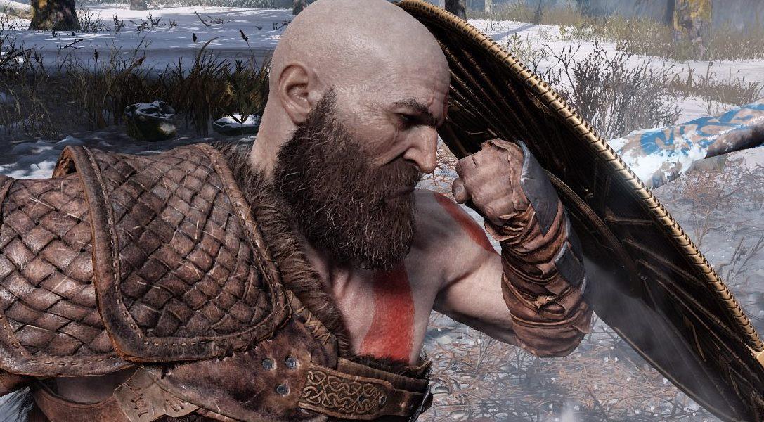 Cómo se creó el épico combate contra el desconocido de God of War