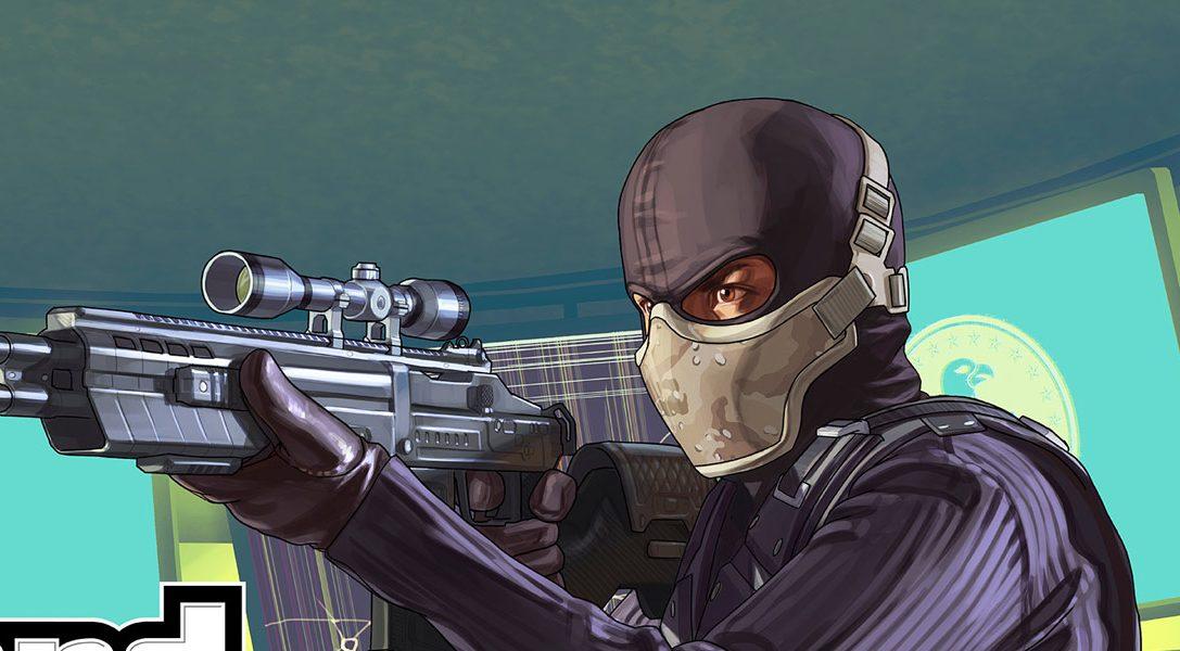 Grand Theft Auto V fue el juego más vendido en PS Store el mes pasado