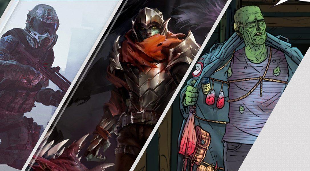Lo más destacado de PS Store: The Walking Dead, Warface y Death's Gambit