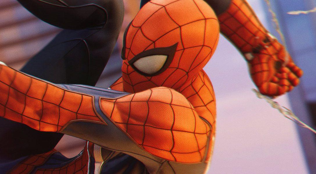Probamos Marvel's Spider-Man
