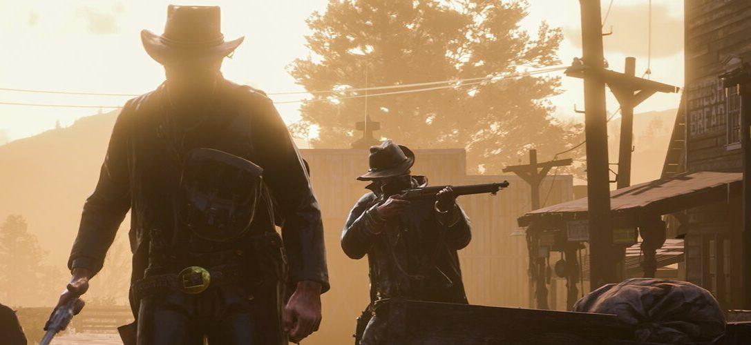 Echa un vistazo al video gameplay oficial de Red Dead Redemption 2