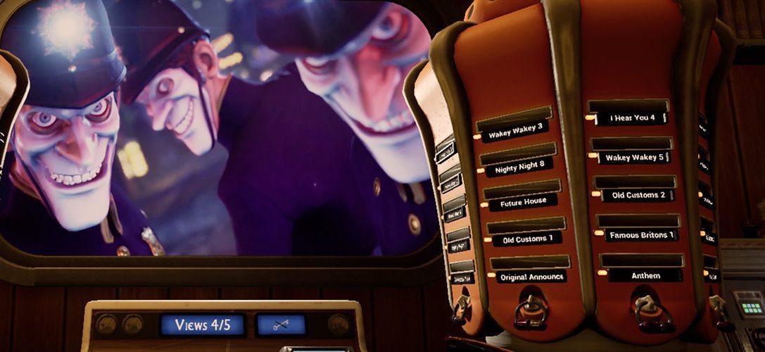 We Happy Few: la realidad virtual en directo del tío Jack disponible hoy en PlayStation Store