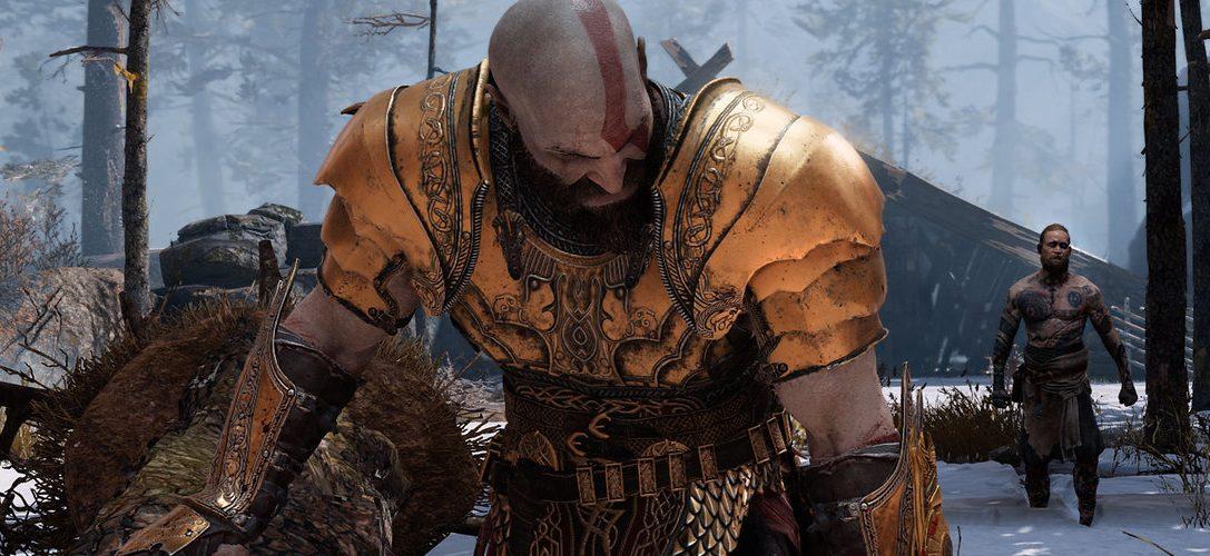 God of War New Game+ llegará el 20 de agosto