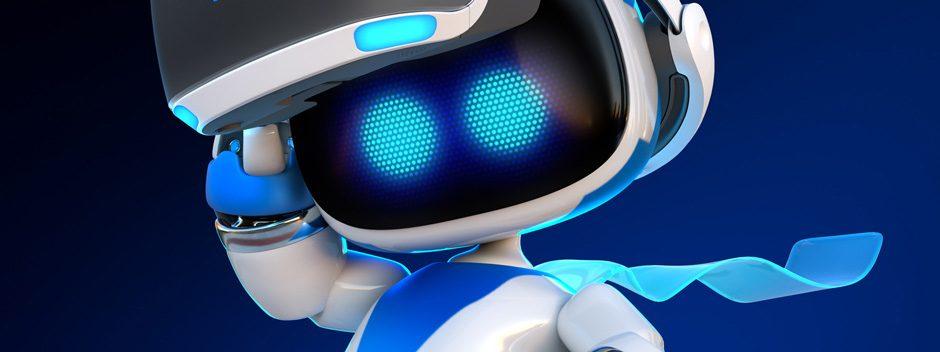 Cómo la aventura de PS VR Astro Bot Rescue Mission va más allá de los límites del género de plataformas
