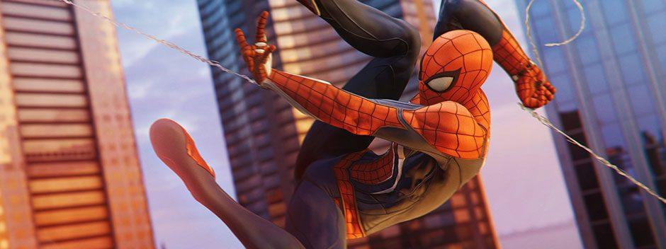 Marvel's Spider-Man para PS4 se balancea hoy hasta las tiendas