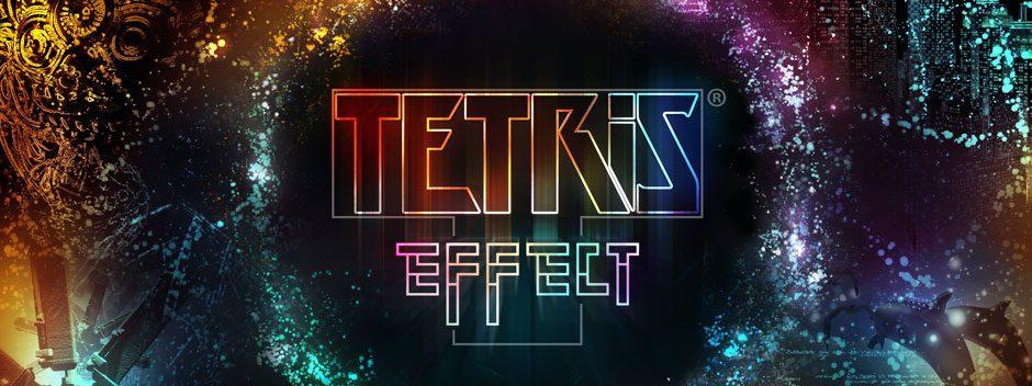 Tetris Effect ya tiene fecha de lanzamiento