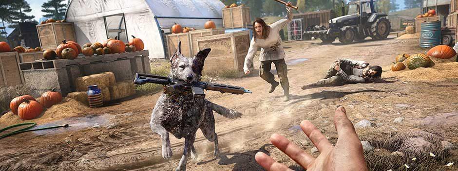 Hazte con grandes descuentos en éxitos de Ubisoft hoy en PlayStation Store