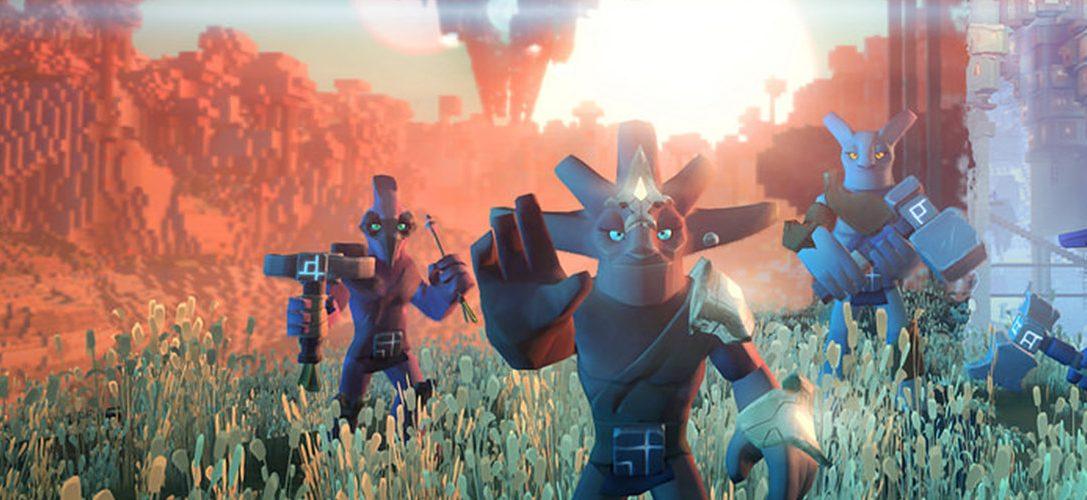 Explora, intercambia y da forma a un universo en la aventura MMO Boundless que llega en PS4 la próxima semana