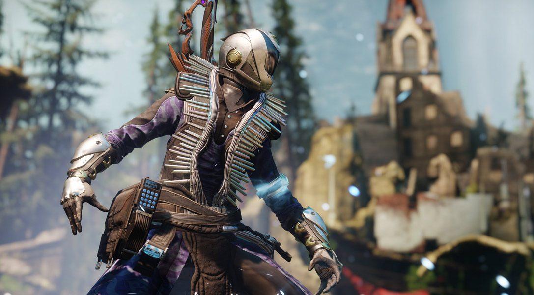 Destiny 2: Los Renegados aterriza hoy en PS4