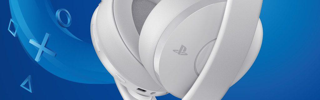 En septiembre saldrá la edición blanca del wireless headset gold