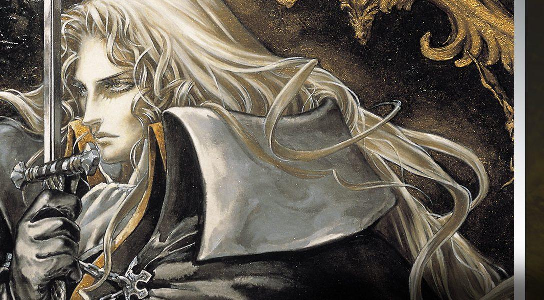 Castlevania Requiem recupera dos clásicos exclusivos para PlayStation 4 el próximo mes
