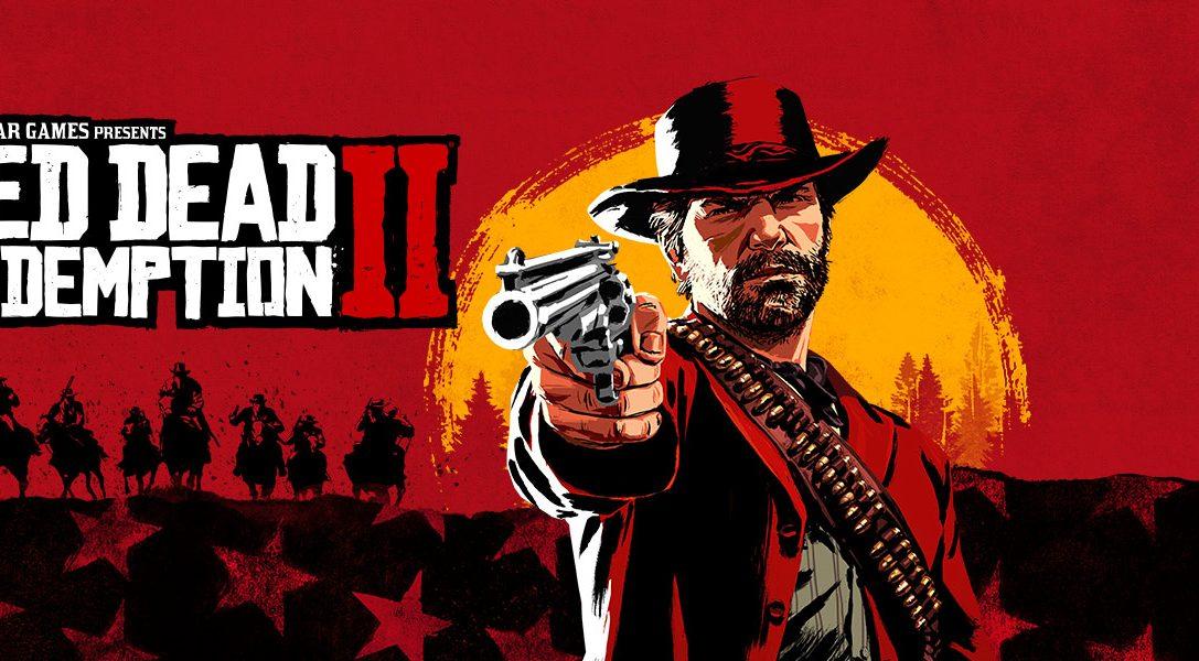Los packs de PS4 + Red Dead Redemption 2 estarán disponibles próximamente