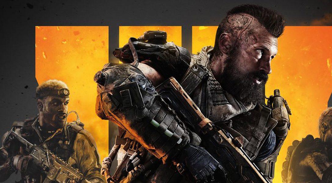 Call of Duty: Black Ops 4 | Disfruta del nuevo contenido post lanzamiento primero en PS4