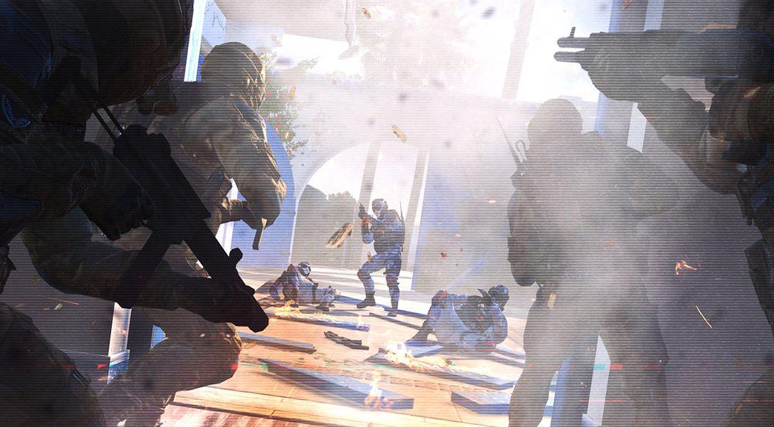 Siente la tensión de desactivar una bomba en 90 segundos en el nuevo modo JcJ de Warface, disponible hoy para PS4