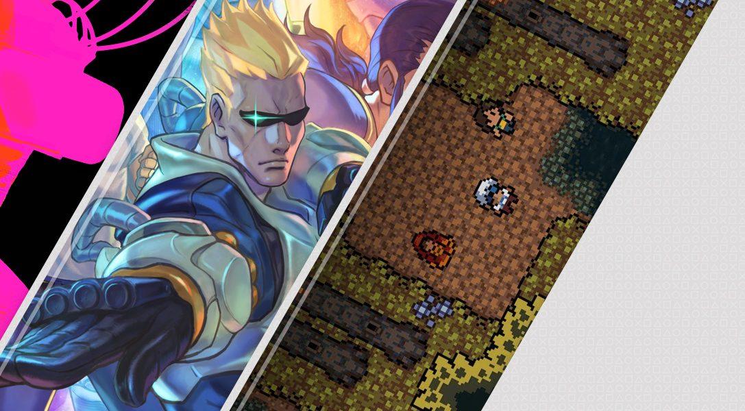 Los destacados de esta semana en PlayStation Store – Transference, The Gardens Between, Anodyne y más