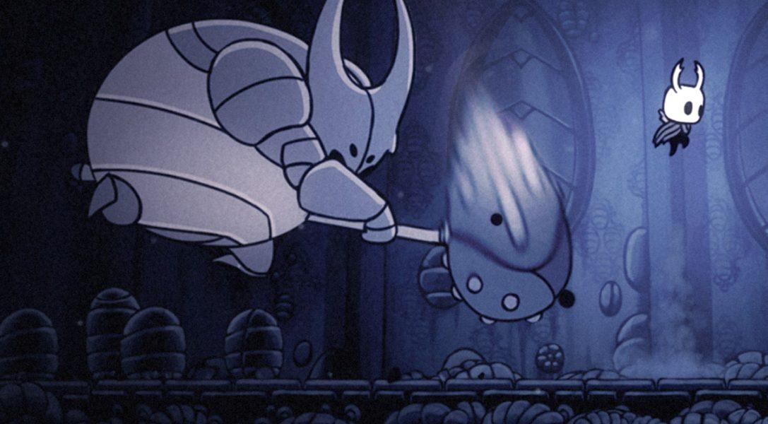 Hollow Knight, la aventura en 2D aclamada por la crítica, llega a PS4 el 25 de septiembre