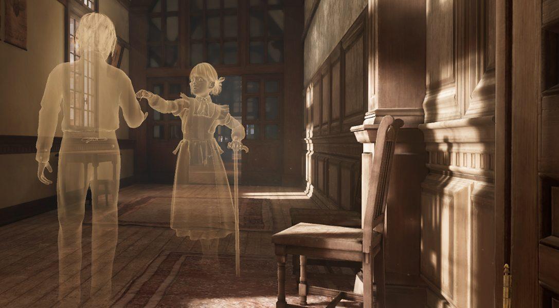Déraciné, la intrigante aventura para PS VR de Hidetaka Miyazaki, llegará el 6 de noviembre