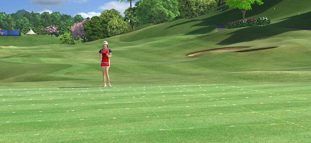 Everybody's Golf VR llegará a PlayStation VR en 2019