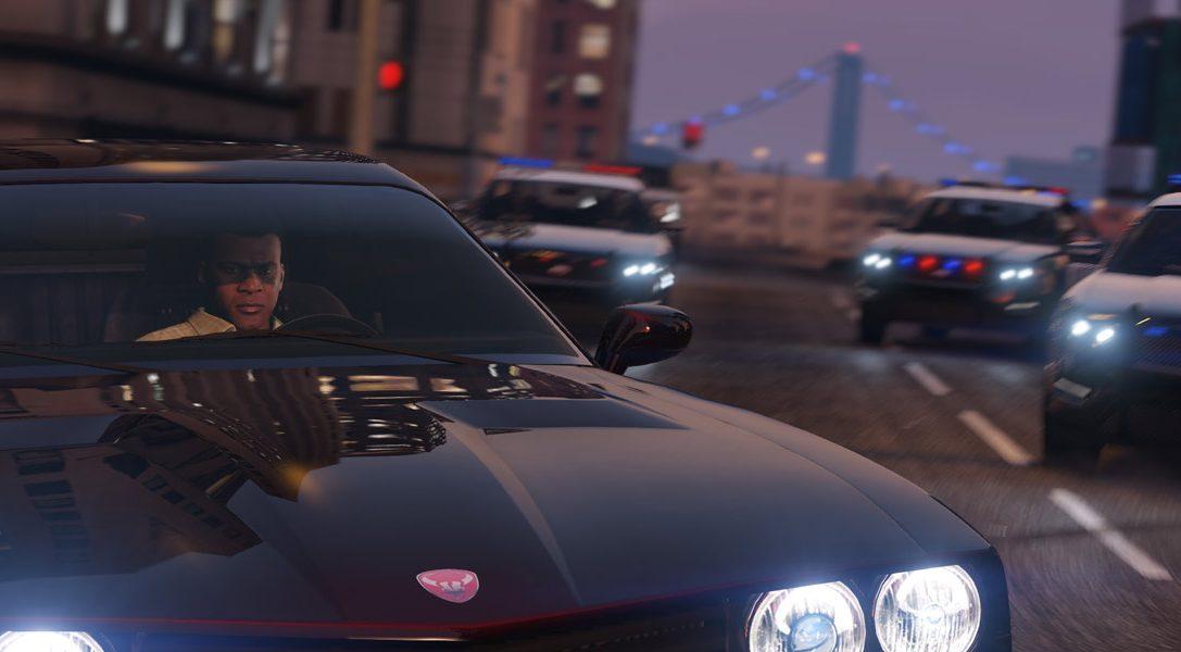 Grand Theft Auto V fue el juego más vendido de PlayStation Store en agosto