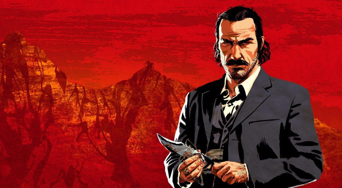 Conoce a la banda Van der Linde de Red Dead Redemption 2