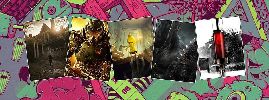 Planea tu noche de Halloween perfecta con 13 juegos clásicos de terror para PS con descuento