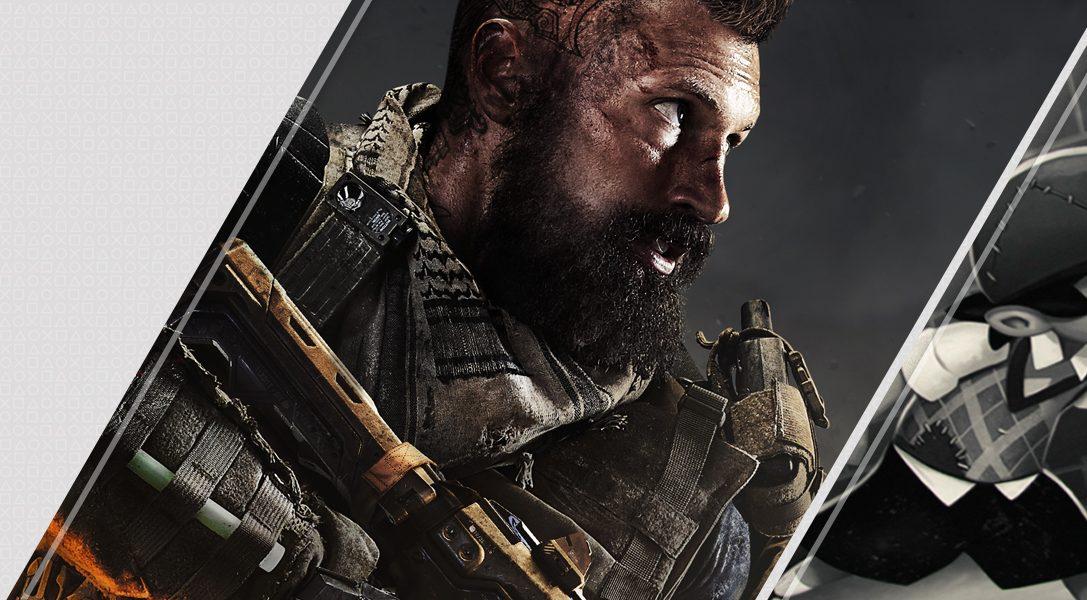 Los destacados de PlayStation Store esta semana: Call of Duty: Black Ops 4, My Memory of Us