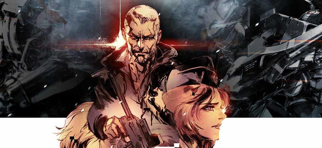 Left Alive, la nueva aventura de supervivencia de Square Enix, ya tiene fecha de lanzamiento en PS4