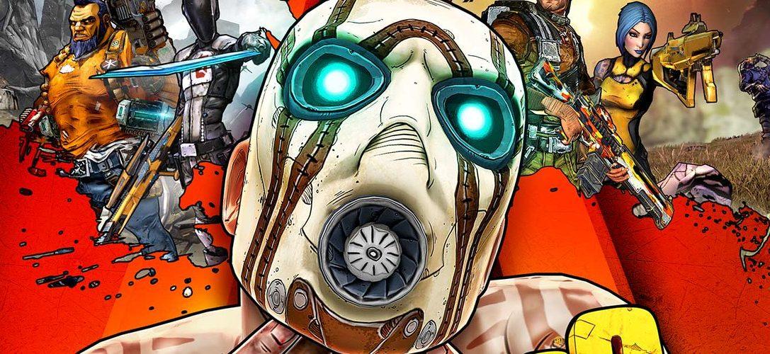 Borderlands 2 ahora en tu cara | Vuelve a Pandora en PlayStation VR el próximo 14 de diciembre