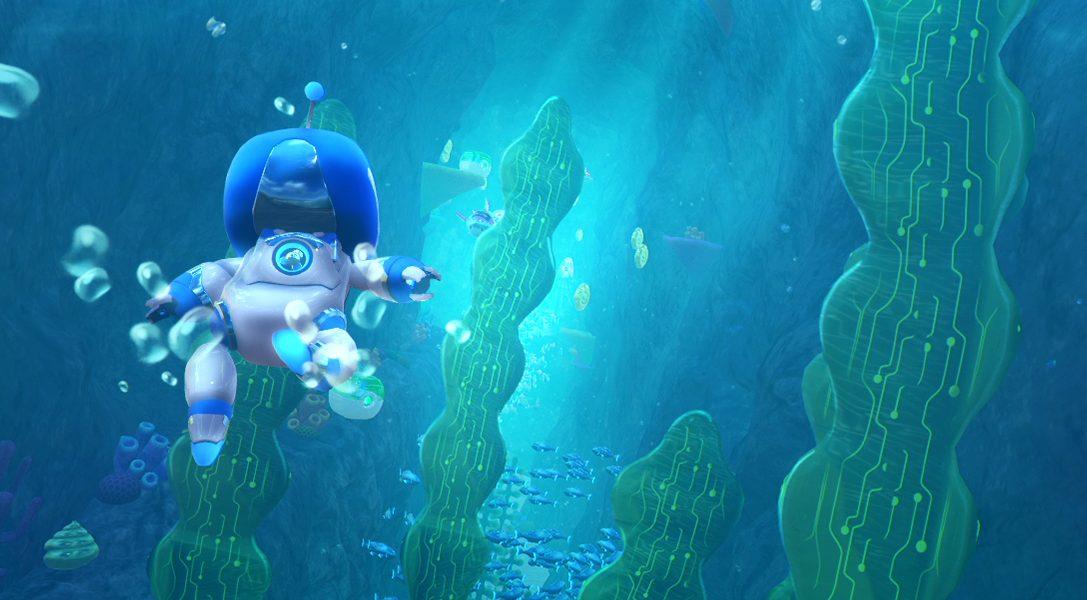 Astro Bot Rescue Mission llega mañana a PlayStation VR