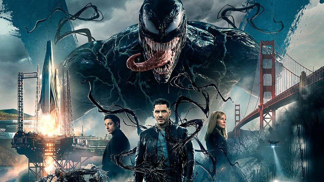 Consigue entradas para el estreno de Venom con PS Plus