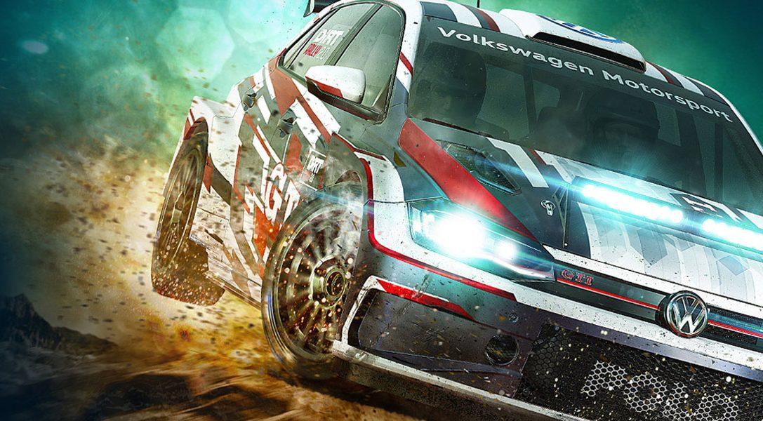 Cinco cosas que necesitas saber sobre DiRT Rally 2.0 | Llegará a PS4 en febrero de 2019