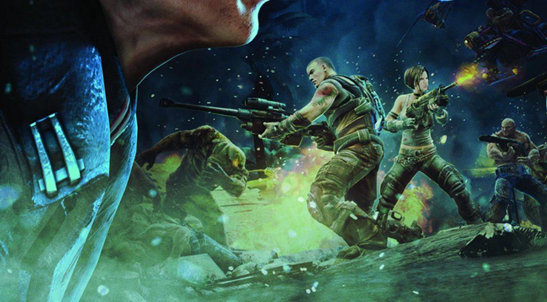 Bulletstorm: Full Clip Edition y Yakuza Kiwami son los juegos de PlayStation Plus de noviembre