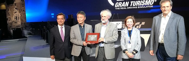 Entrevistamos a Kazunori Yamahuchi tras las European Final FIA-certified Gran Turismo Championships 2018