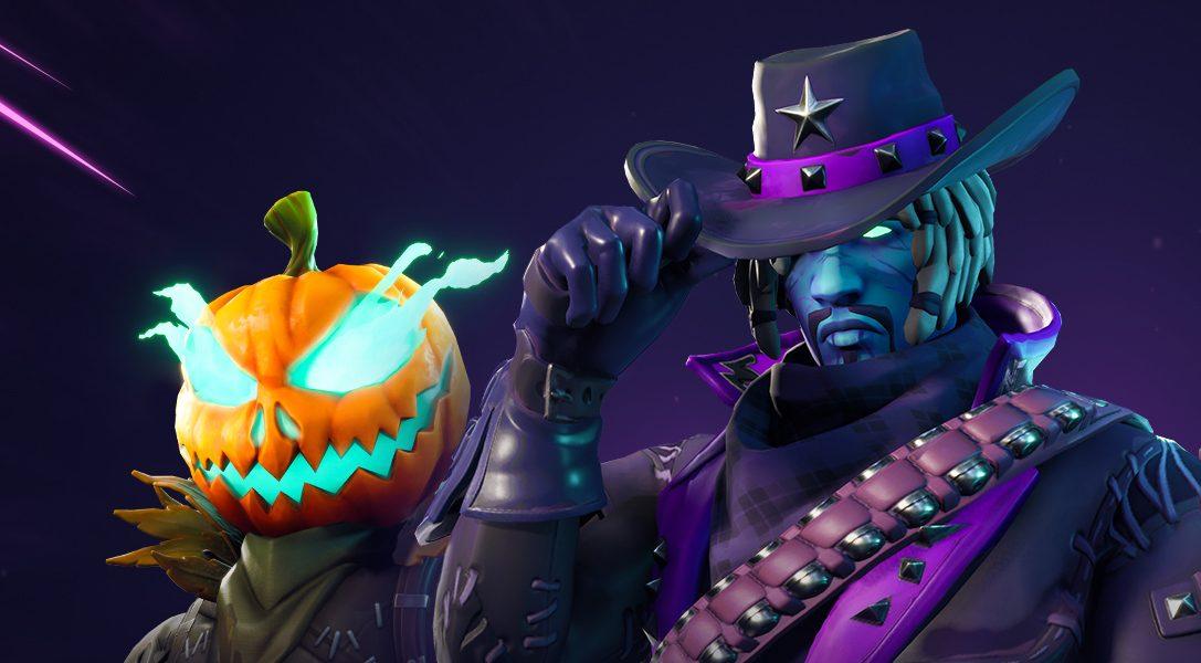 Fortnite: Pesadilla antes de la tempestad 2018   El evento temático de Halloween de Fornite nos trae nuevas armas, atuendos y monstruos