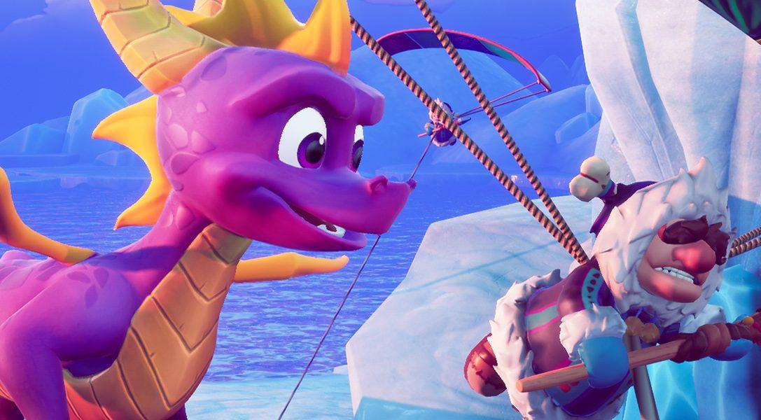Spyro Reignited Trilogy | Visitando Tierras del Dragón de nuevo