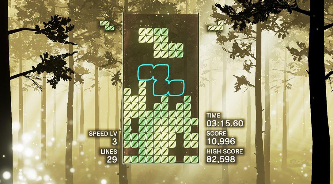 Prueba Tetris Effect gracia a la demo gratuita ya disponible en PS Store
