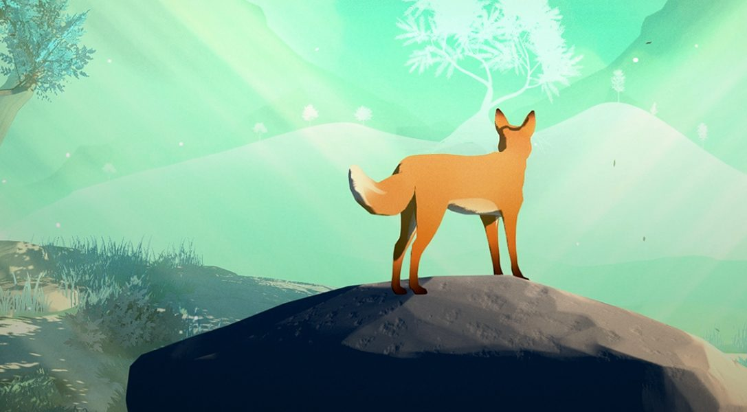 Vive dos emotivas historias en The First Tree, disponible mañana en PS4