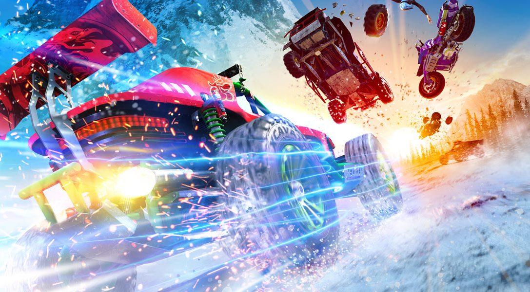 SOMA y Onrush son tus juegos de PS Plus para diciembre
