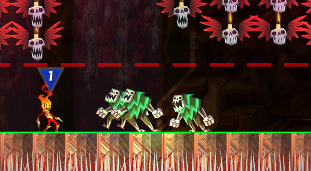 El juego de plataformas Guacamelee! 2 nuevos DLC donde juegas en la piel de los jefes finales del juego y los entrenadores