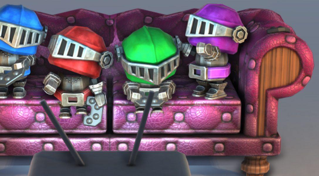 Los combates multijugador de Big Crown: Showdown llegan a PS4 el 14 de diciembre