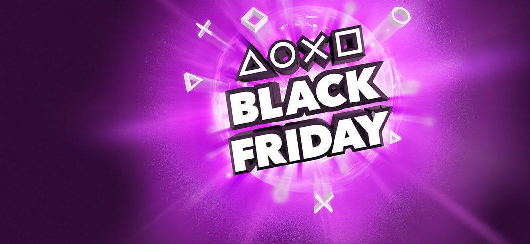 No te pierdas las increíbles ofertas del Black Friday en PS4, paquetes PSVR y mandos DUALSHOCK 4