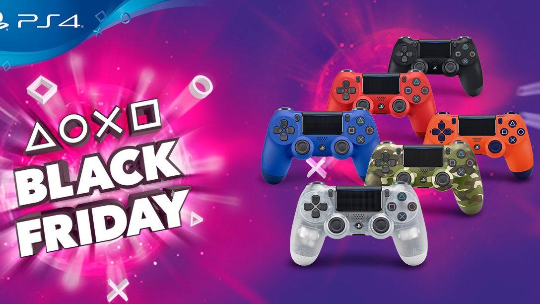 Continúan las ofertas del Black Friday de PS4