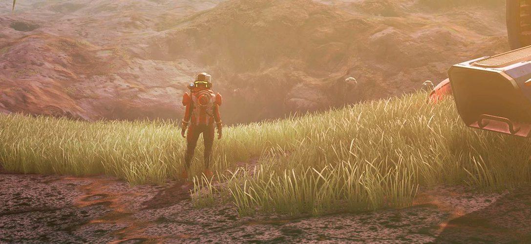Anunciamos Visions, la última expansión de No Man's Sky