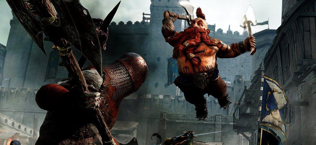 Warhammer: Vermintide 2 estará disponible a partir del 18 de diciembre: reserva para acceder a la beta cerrada